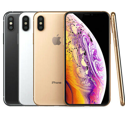 Apple iPhone XS Max ! 64GB 256GB 512GB ! Spacegrau Silber Gold ! Ohne Simlock !