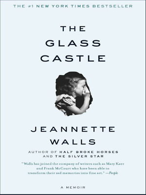 ✔The-Glass-Castle-A Memoir by Jeannette Walls✅P.D.F✅EßOOK✅E-MAILED✅