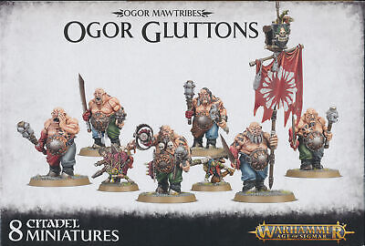 Warhammer Age of Sigmar Gutbusters Ogors Bits