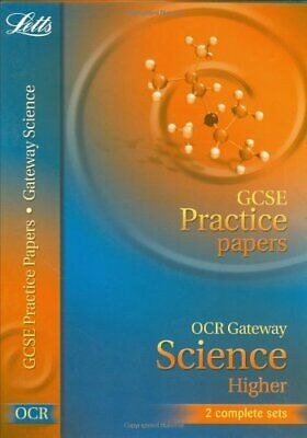 Letts GCSE Practice Test Papers - OCR Gateway (B) Science - Higher Tier,