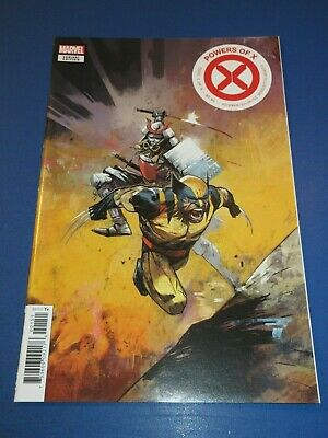 Powers of X #1 Huddleston Variant NM Gem Hot Title X-men Wow