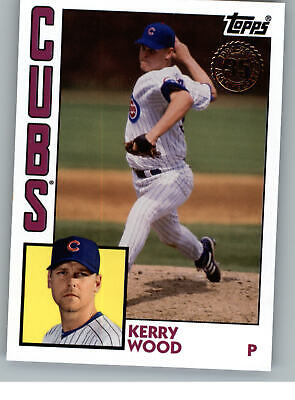 2019 Topps Update 1984 Topps 2 Kerry Wood - Chicago Cubs