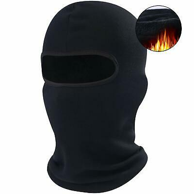 Balaclava Face Cover, Winter Fleece Neck Warm Windproof Ski Cover fr Men Women