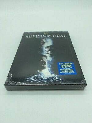 Supernatural Complete Season 14 DVD Set Brand New Sealed Authentic