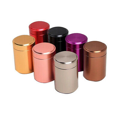 1PCS Airtight Smell Proof Container-New Aluminum Herb-Stash-Jar 65*45mm
