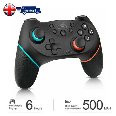 Bluetooth Wireless Gamepad Joystick Pro Controller For Nintendo Switch VHS UK