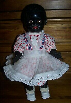 """14"""" Pedigree Toddler Doll - African American With Pouty Lips"""