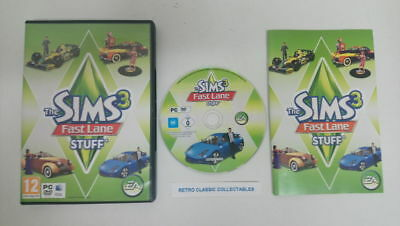 The Sims 3 : Fast Lane Stuff Expansion Pack for PC