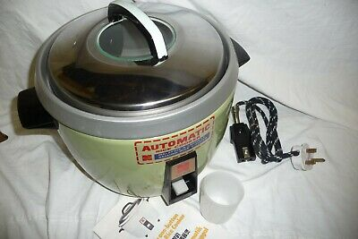 Kitchen rice cooker NATIONAL SR 28FGH AUTOMATIC bestsellingcooker 1.5 litre 5cup
