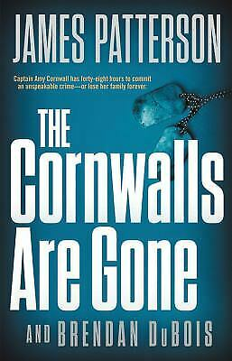 The Cornwalls Are Gone  (ExLib, NoDust) by James Patterson