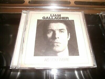 LIAM GALLAGHER (Oasis) - AS YOU WERE       CD Album     (2017)