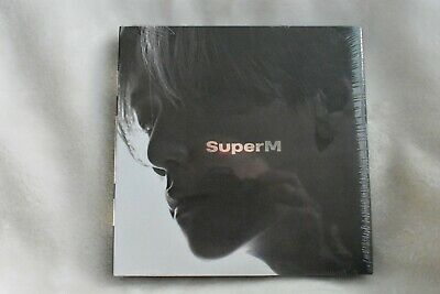 SuperM The 1st Mini Album 'SuperM' BAEKHYUN Ver.SuperM SM Entertainment Audio CD