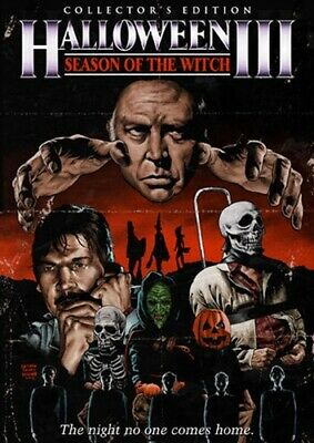 HALLOWEEN III 3 SEASON OF THE WITCH New Sealed DVD Collector's Edition