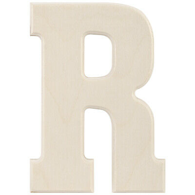 """Baltic Birch University Font Letters & Numbers 5.25""""-R, LBB-118"""