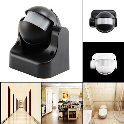 Outdoor Security 180° PIR Motion Movement Sensor Switch Human Infrared Detector