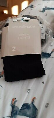 VB35 Size 12-14 Naturally Close 2 Pack 20 Denier Bum,Tum and Thigh Shaping T