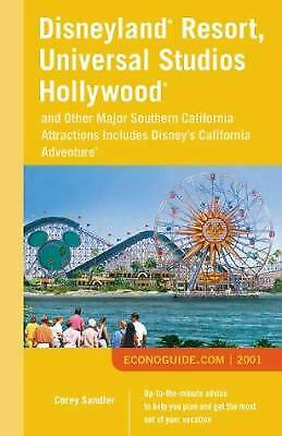Disneyland Universal Studios Hollywood : And Other Major Southern California...