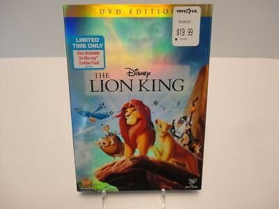 Lion King DVD Edition