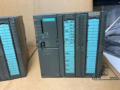 1pc X. Siemens 6ES7 313-5BE00-0AB0 Simatic S7-300 CPU313C 6ES7313-5BE00-0AB0