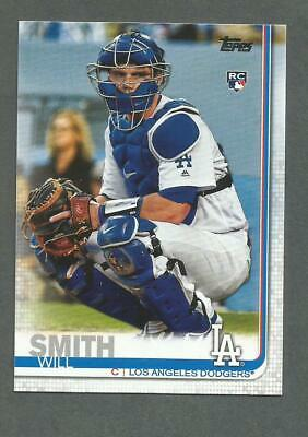 2019 Topps Baseball Update Will Smith US199 Los Angeles Dodgers ROOKIE RC