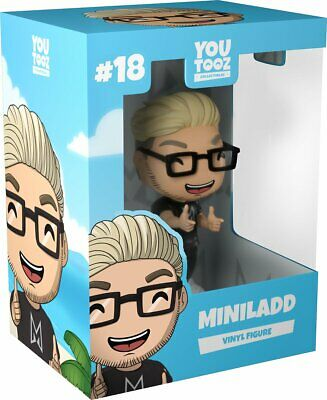Miniladd Youtooz Vinyl Figure [1] [SOLD OUT]