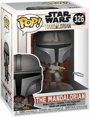 Funko - Pop! Star Wars: The Mandalorian - The Mandalorian Brand New In Box