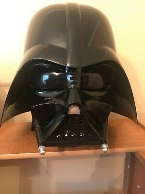 STAR WARS Black Series Darth Vader Premium Electronic Voice Changer Helmet Mask