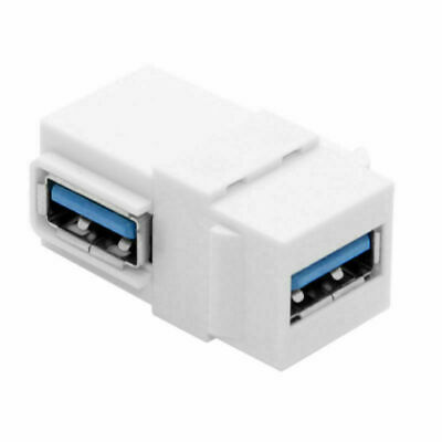 Xiwai USB 3.0 A Female to A Female Extension Jack Coupler Adapter