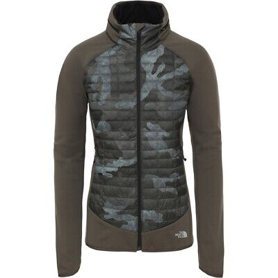 The North Face Chubasquero Running Mujer W Thermoball Hybrid Jacket Ve