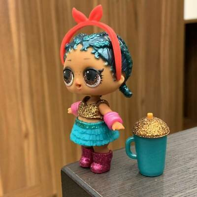 LOL Surprise Dolls GLAM GLITTER Series Coconut QT XMAS Gifts for girls