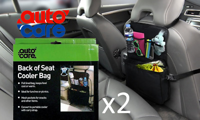 Car Back of Seat Organiser /& Protector with Storage Pockets AC1887