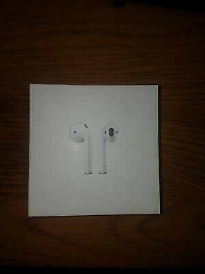 Apple AirPods 2nd Generation with Charging Case - WhiteBox only