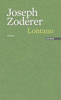 Lontano by Zoderer  New 9783709972809 Fast Free Shipping*-