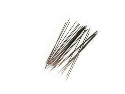 BEADING ACCESSORIES - 1 Pack of 25 BEADING NEEDLES - Size 10