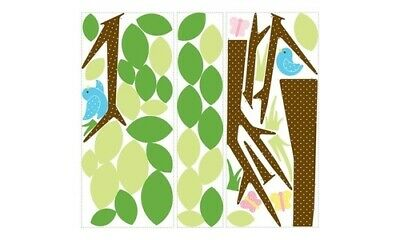 Roommates Dotted Tree Peel & Stick Giant Wall Decal