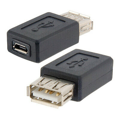 Xiwai USB 2.0 A Type Male to Micro USB 5pin Female USB M to F Extension Adapter