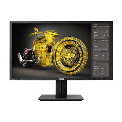 """ASUS PB PB287Q 28"""" Widescreen LED LCD Monitor with Built-In Speakers"""