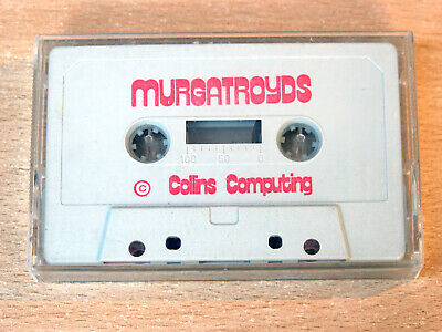 Sinclair ZX81 - Murgatroyds by Collins Computing