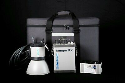 Elinchrom Ranger RX Battery Pack with S-Head, Spare Battery & Battery Charger