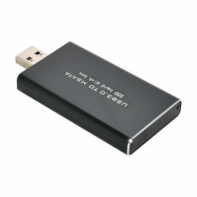 Xiwai Mini PCI-E mSATA to USB 3.0 External SSD PCBA Conveter Adapter Card