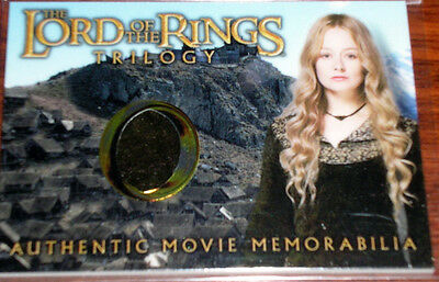 Lotr Topps Chrome Trilogy - Lord Of The Rings - Eowyn's Edoras Stables Dress