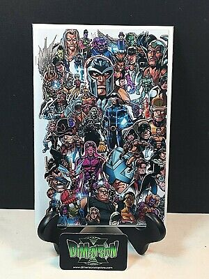 X-Men: Dawn Of X #1 Lgy #645 Bagley Every Mutant Ever Variant Cover Nm 1St Print