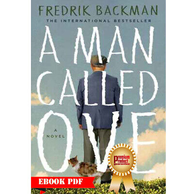 BOOK{P.D.F} A Man Called Ove by Fredrik Backman