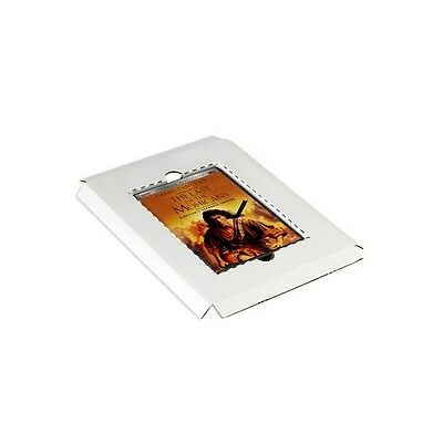 "DVD Literature Insert, 10 5/16"" x 12 11/16"", White, 50/Bundle"