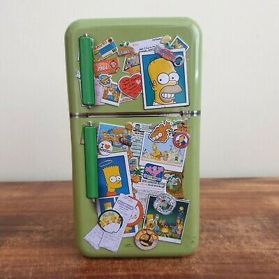 The Simpsons Collectable Tin Fridge