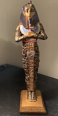 Ancient Egyptian King Tut Large Statue. Professionally Made. Imported From Egypt