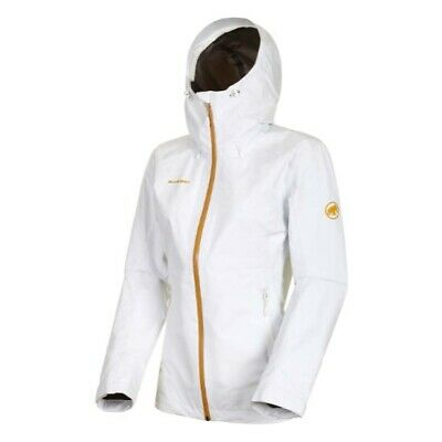 Mammut Convey Tour Hs Hooded W Bright White 10102602200229/ Ropa Montaña Mujer