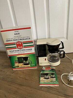 Vintage Retro Melitta 8 Cup Automatic Filter Coffee Maker BRAND NEW!!!
