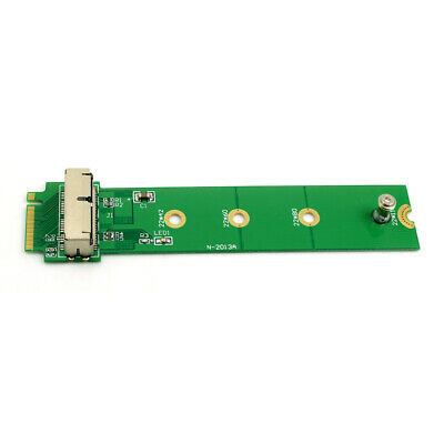 Xiwai PCI Express PCI-E 4X M.2 NGFF M-Key to Apple Macbook SSD Convert Card