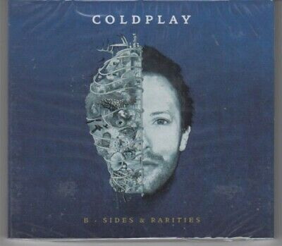 Coldplay B-Sides & Rarities Greatest hits Collection 2CD Set